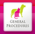 General procedures. Canine and Feline