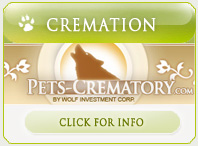 Pet Cremation Services
